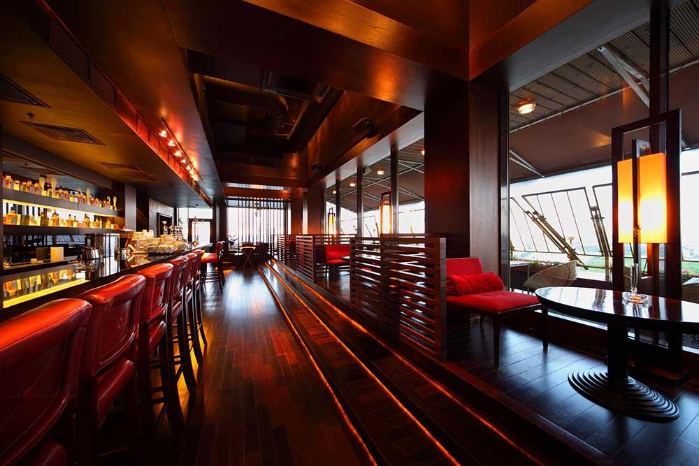 3D virtual tour of a bar in London