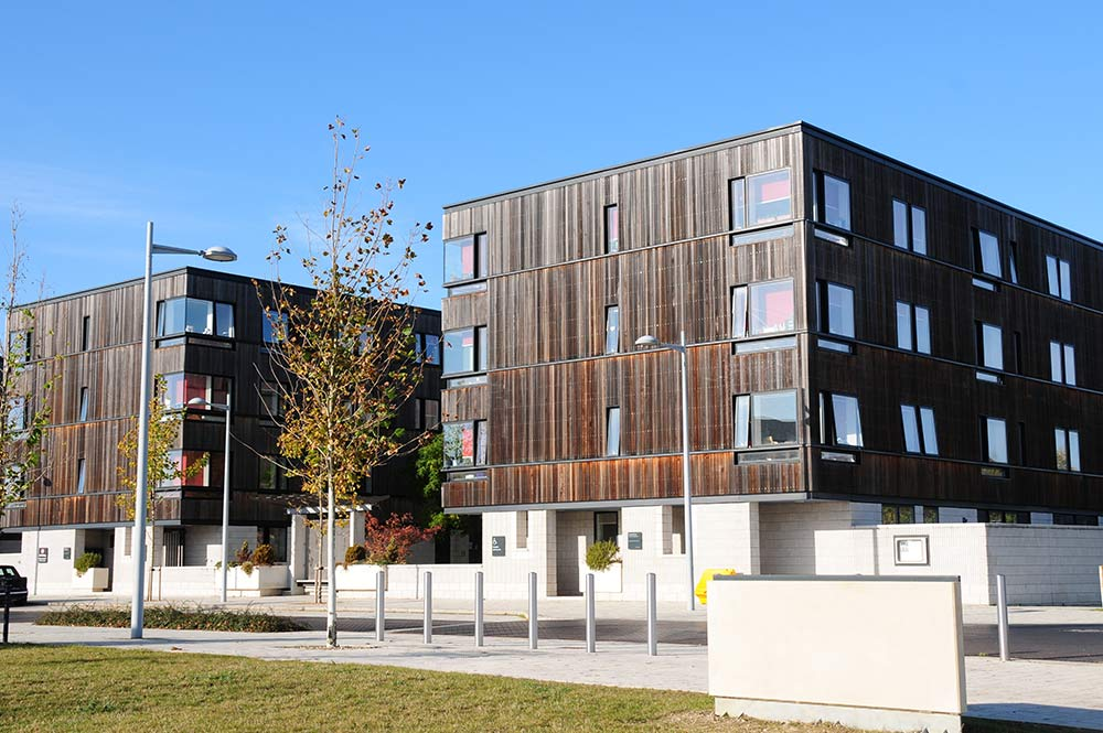 Virtual tour of student accommodation and uni halls in England