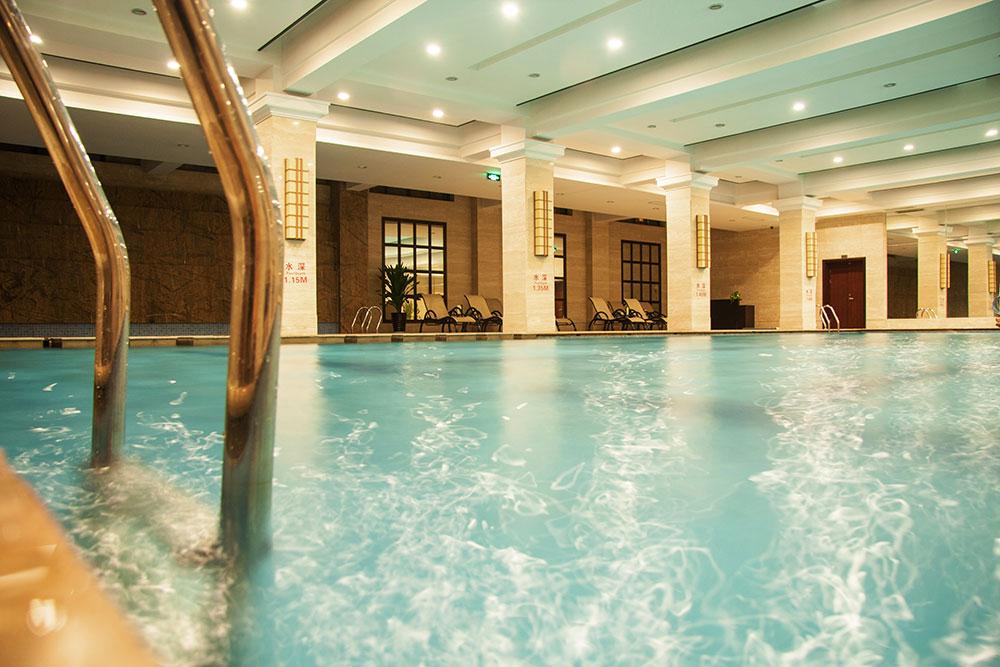 3D Virtual walk around of luxury spa leisure complex Cheshire