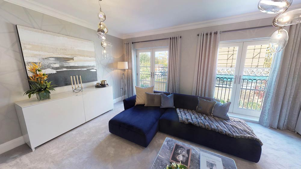 Luxury Show Home Virtual Tour at Alderley Park in Cheshire - Telescope