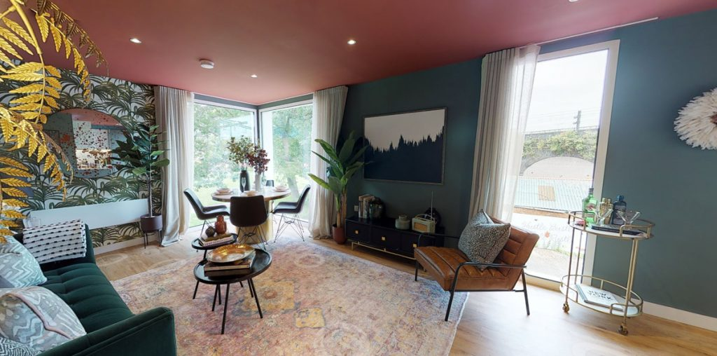 show apartment virtual tour manchester