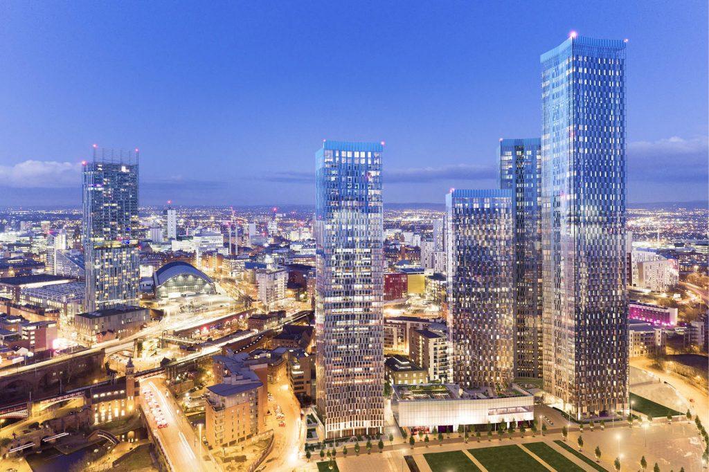 Manchester apartments virtual tour