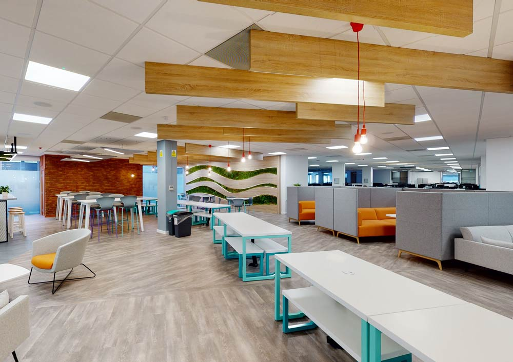 office space virtual tour manchester