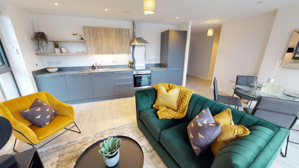 virtual tours for manchester apartments